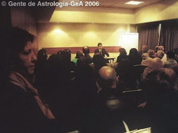 Lecture at the GEA Congress (Buenos Aires, Argentina), 2006.